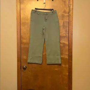 Tommy Hilfiger cropped pant